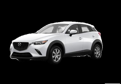 Mietwagen Mazda CX-3 Automatik Autovermietung Red Line Rent a Car.