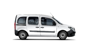 Mercedes Citan - El Hierro Car Rental.
