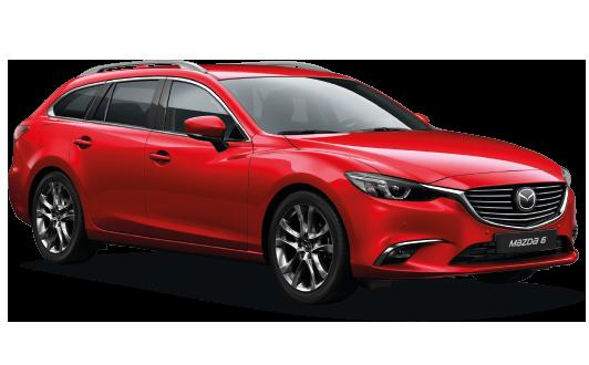 Mietwagen Mazda 6 Automatik - Autovermietung Lanzarote