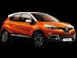 Mietwagen Renault Captur. Autovermietung Red Line Rent a Car La Palma.