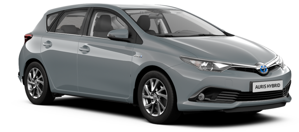 Mietwagen Toyota Auris Hybrid Automatik - Autovermietung Lanzarote