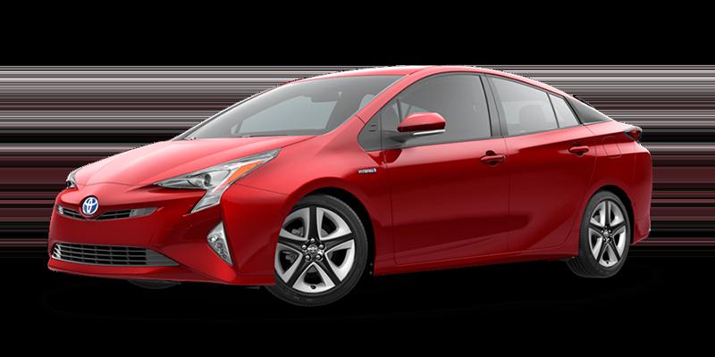 Mietwagen Toyota Prius Hybrid Automatik - Autovermietung Lanzarote