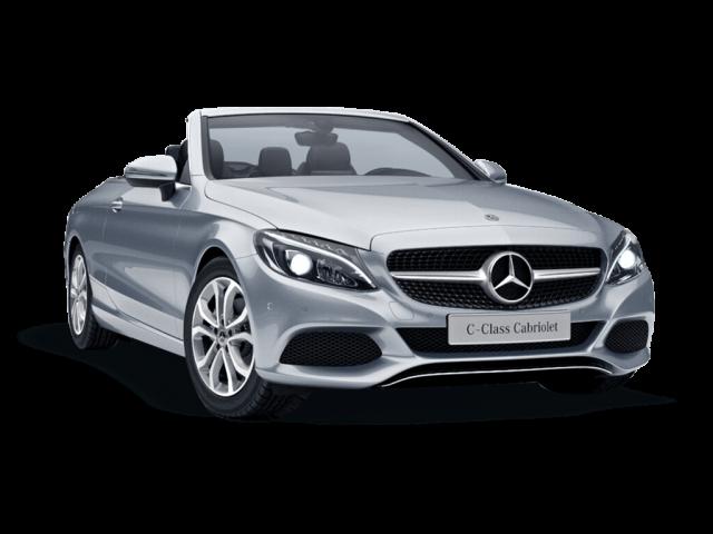 Mietwagen Mercedes C Cabrio Automatik Autovermietung Lanzarote