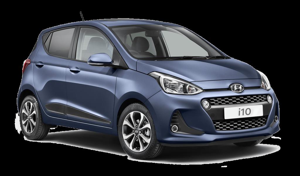Mietwagen Hyundai I10 Automatik - Lanzarote Car Rental