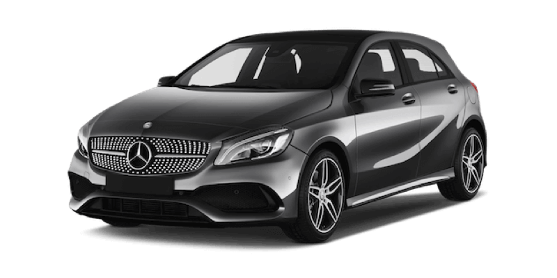 Mietwagen Mercedes A Klasse Automatik - Lanzarote Car Rental