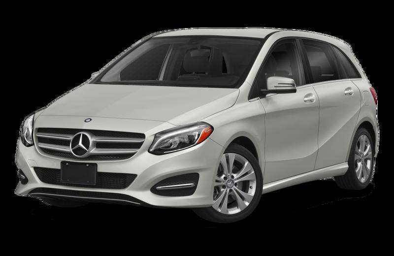 Mietwagen Mercedes B Klasse Automatik - Lanzarote Car Rental
