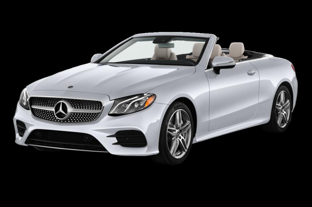 Mietwagen Mercedes E Cabrio Automatik - Lanzarote Car Rental