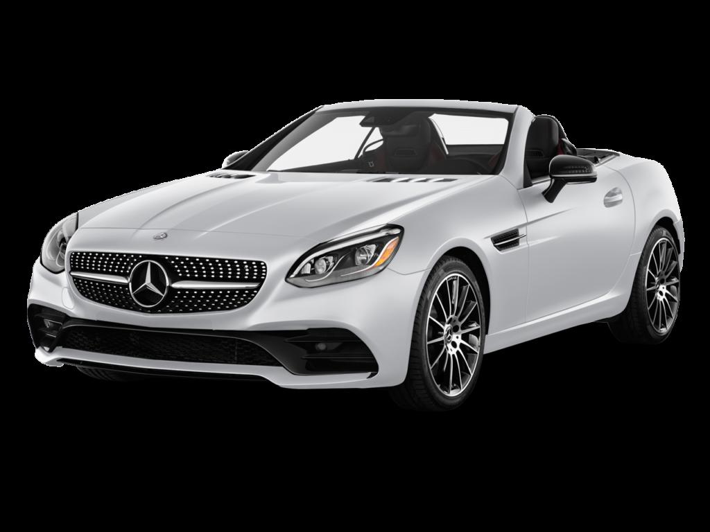 Mietwagen Mercedes SLC Automatik Cabrio - Lanzarote Car Rental