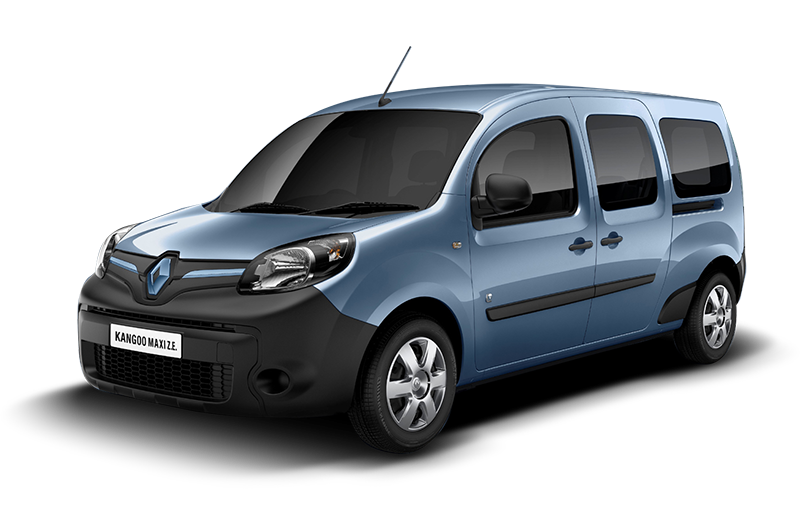 Mietwagen Renault Kangoo Automatik - Autovermietung Lanzarote