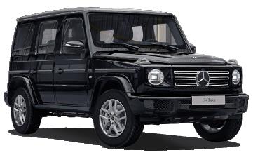 Luxusmietwagen Mercedes G Automatik. Luxusautovermietung Lanzarote.