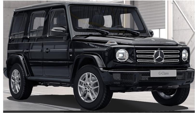 Lanzarote Luxury Car Rental Mercedes G Automatic