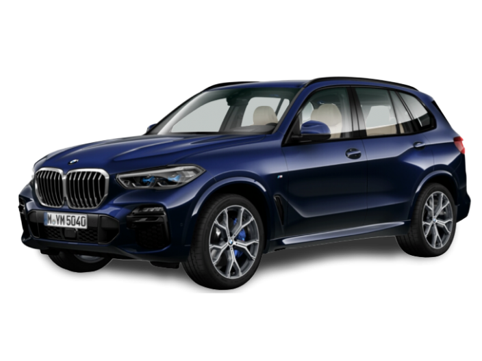 Mietwagen BMW X5 40i Automatik Autovermietung Red Line Rent a Car Lanzarote