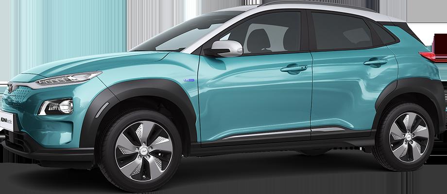 Mietwagen Hyundai Kona Eletric Autovermietung Red Line Rent a Car Lanzarote